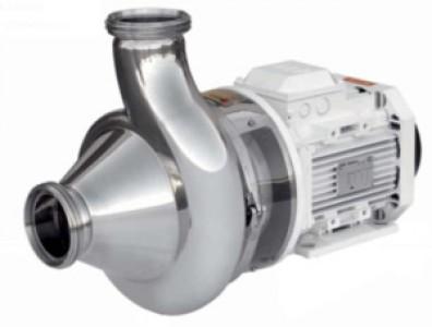 Санитарный Насос с Геликоидальным Ротором RVS