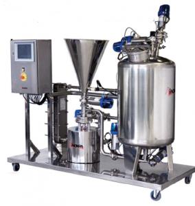 Фармацевтическое оборудование для перемешивания