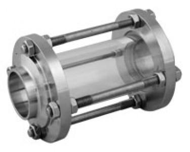Диоптр трубный сварка-сварка DIN