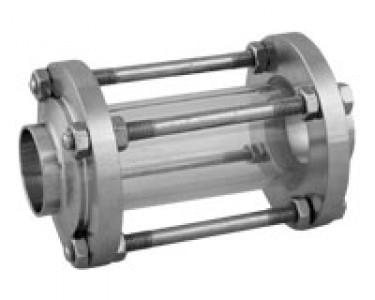 Диоптр трубный резьба-резьба DIN